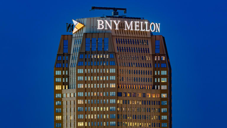 BNY Mellon Joins $133 Million Funding Round for Crypto Custody Firm Fireblocks