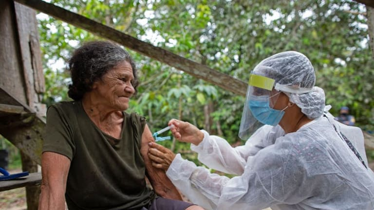 The $4 trillion economic cost of not vaccinating the entire world