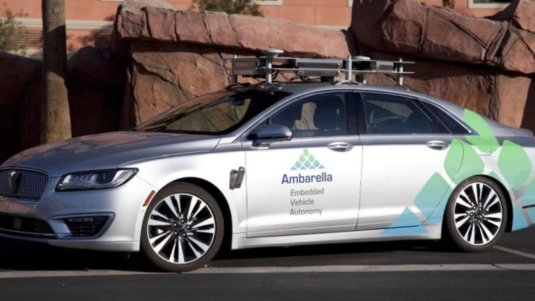 Vision Chip Drives Rise of Self-Driving Cars