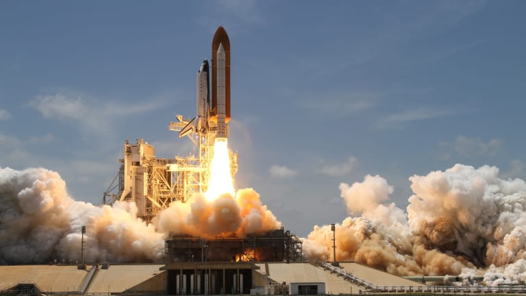 New Space Fund Starts Like a Rocket