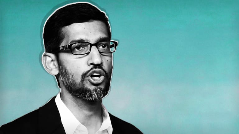 What Is Sundar Pichai's Net Worth?