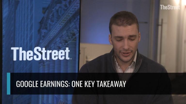 Alphabet Misses Q4 Revenue Mark, Sending Stock Tumbling