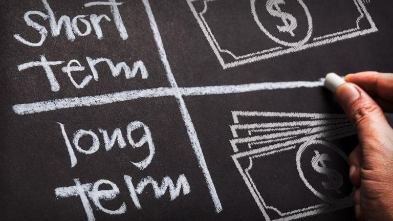 Short Term Investing vs. Long Term Investing