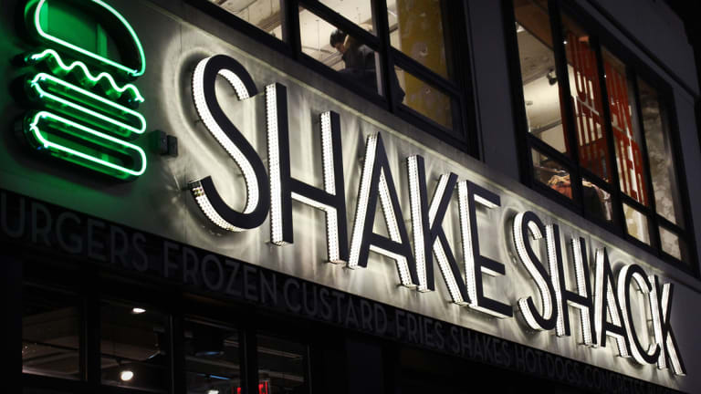 Shake Shack Sales Drop and Chain Makes Cost Cuts, Including Furloughs