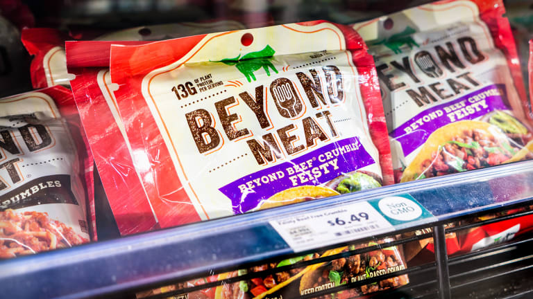 Beyond Meat Expands Overseas With Yum China Deal