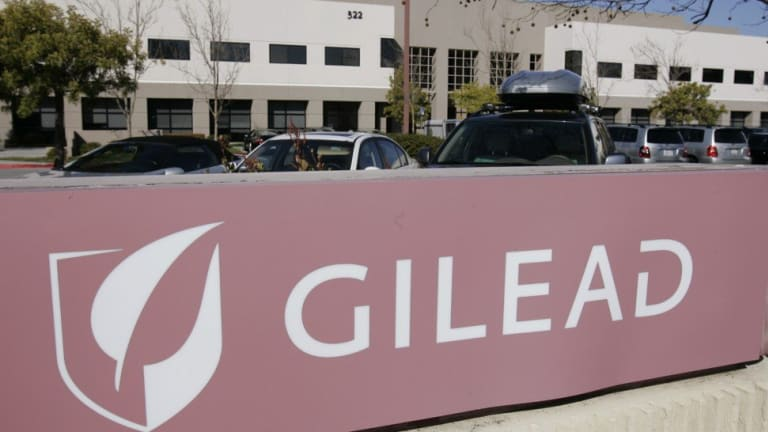 High-Flying Gilead Slides Amid RBC Downgrade and Market Rout