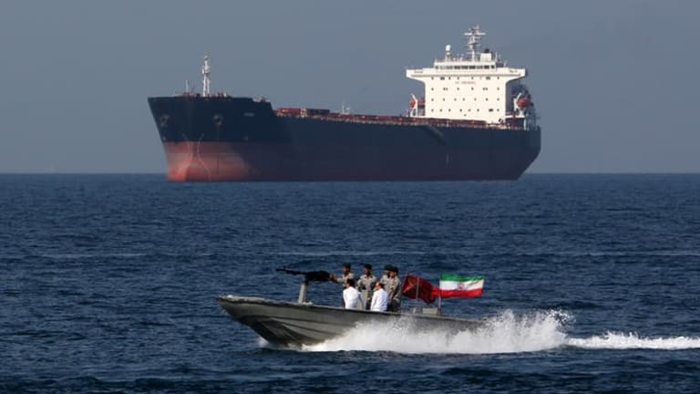 Could Iran-US tensions mean troubled waters ahead in the Strait of Hormuz?