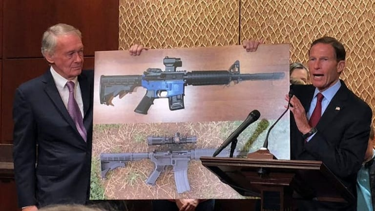 Print-your-own gun debate: Ignores US government regulated firearms