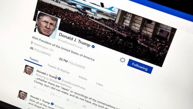 Appeals court rules against Trump blocking critics on Twitter