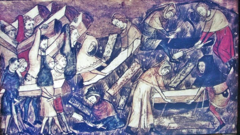 What can the Black Death tell us about the global economic consequences of a...