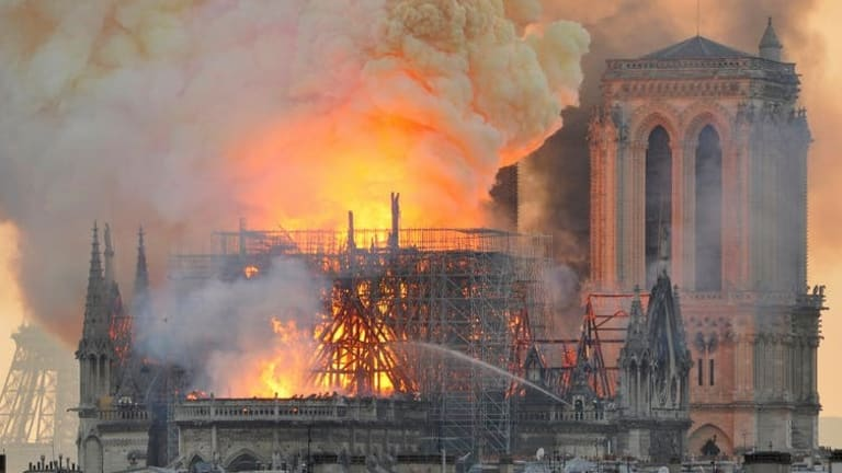 Notre Dame's history is 9 centuries of change, renovation and renewal