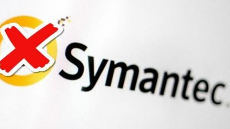 Symantec Collapses By Most Ever After Admitting Internal Investigation