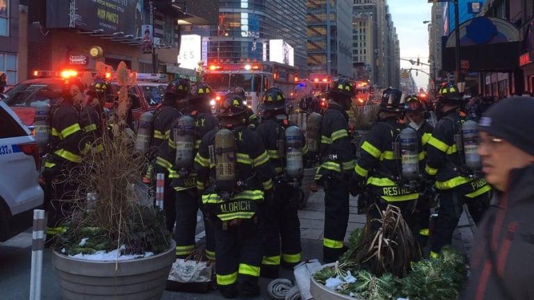 Monday Market Mania – Explosion Rocks New York City