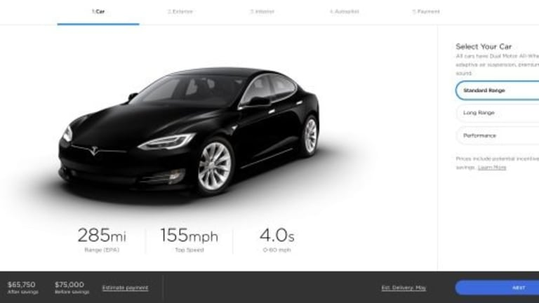 Tesla Slashes Car Prices For The Third Time In 3 Months