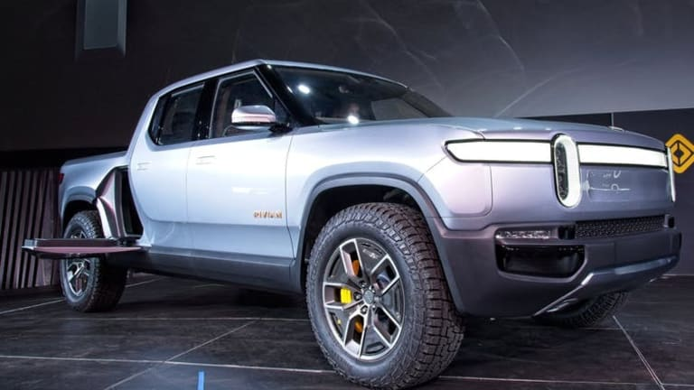 Mass-market electric pickup trucks and SUVs are on the way