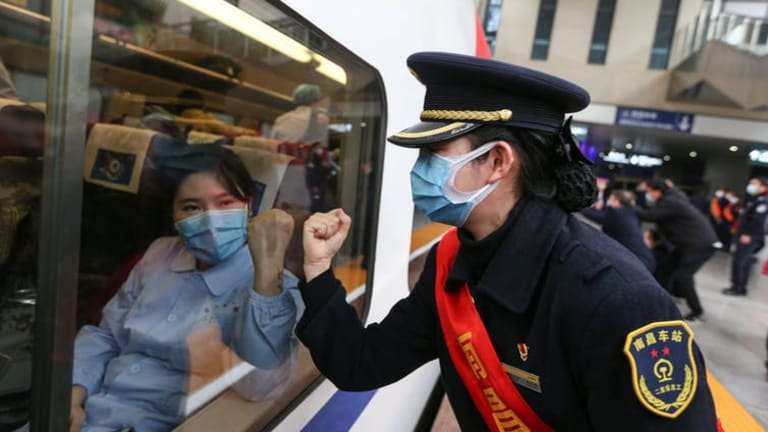 Coronavirus unites a divided China in fear, grief and anger at government