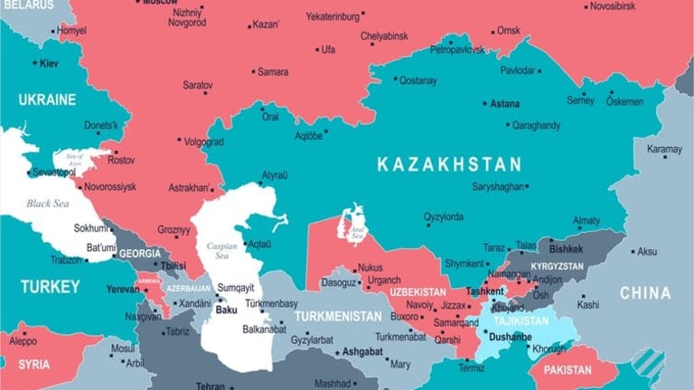 Central Asia is the new economic battleground for the US, China and Russia