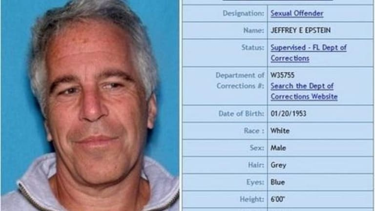 From Lap Of Luxury To Prison Cell; Inside Jeffrey Epstein's New Reality