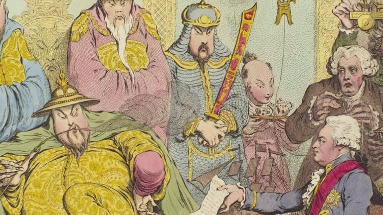 Lessons in Chinese history as America shuts off from the world