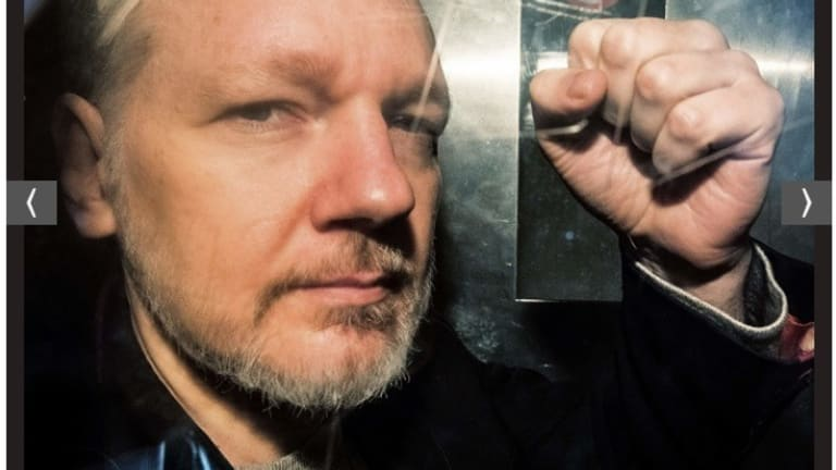 Assange's new indictment: Espionage and the First Amendment