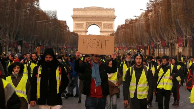 What French populists from the '50s can teach us about the 'yellow vests'