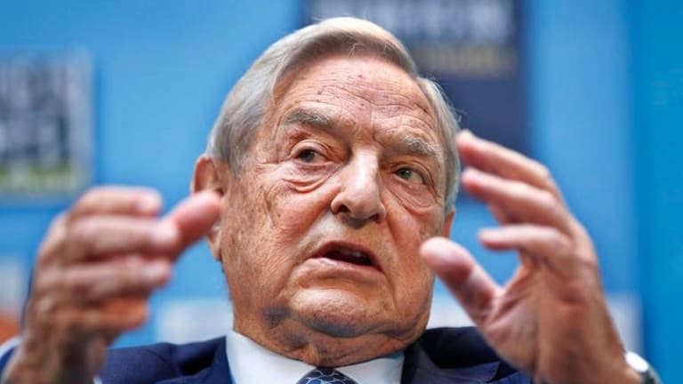 Scapegoating George Soros: How media-savvy far-right activists spread lies