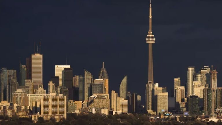 A taxing problem: Canadian cities desperately need new sources of revenue