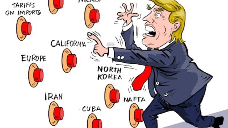 Friday Failure – China Trade War Heats Up While Canada Cools Off