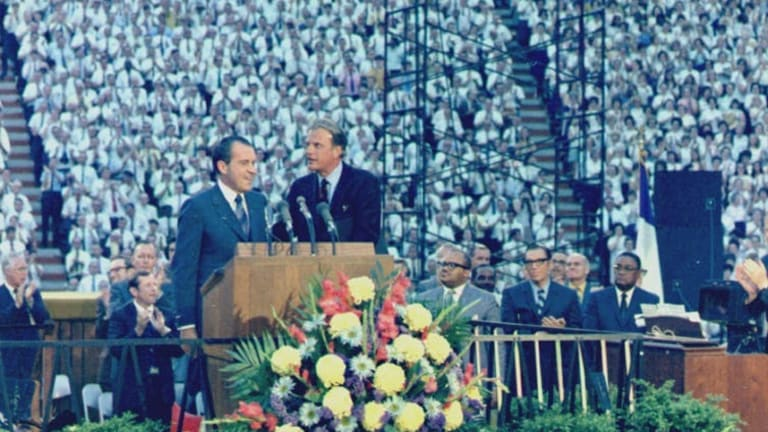 Evangelicals and Trump – lessons from the Nixon era