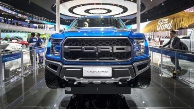 Ford Halts 'All' Production Of F-Series Truck, 'Temporarily' Lays Off Almost 8,0