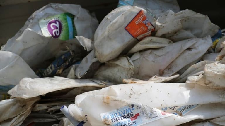 Wealthy nations seek plastic waste solutions at home