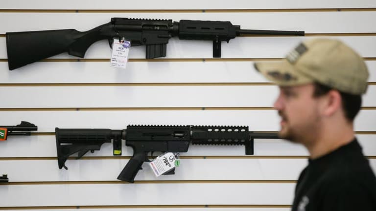 Firearm-makers: may decide it's in their interest to help reduce gun violence
