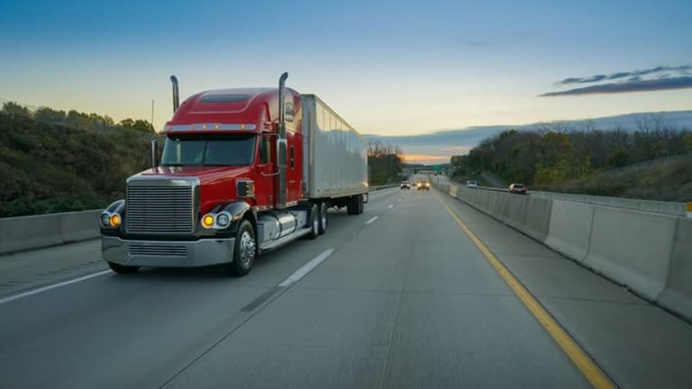 Truck drivers are overtired, overworked and underpaid