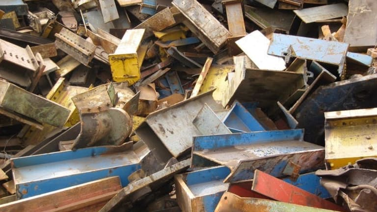 How recycling more steel and aluminum could slash imports without a trade war
