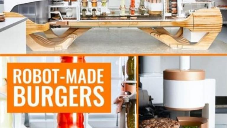 A Robot Is Making $6 Burgers For Broke Millennials In San Francisco