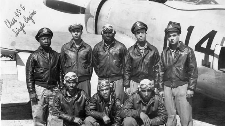 African-Americans fighting fascism and racism, from WWII to Charlottesville