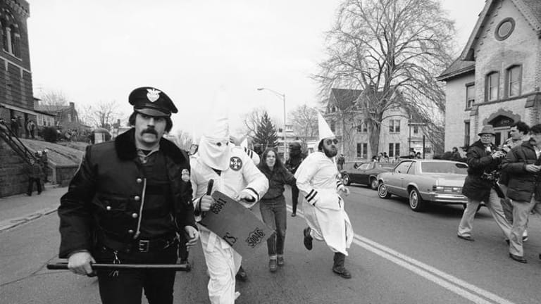 As a young reporter, I went undercover to expose the Ku Klux Klan