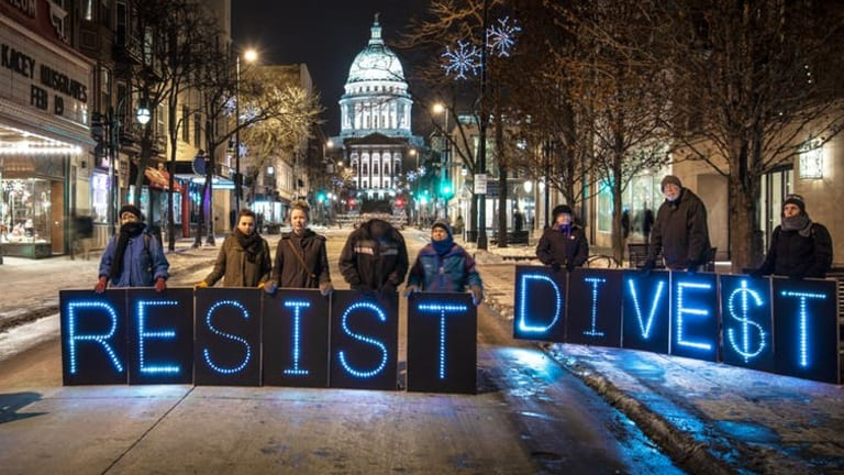 Fossil fuel divestment will increase carbon emissions, not lower them