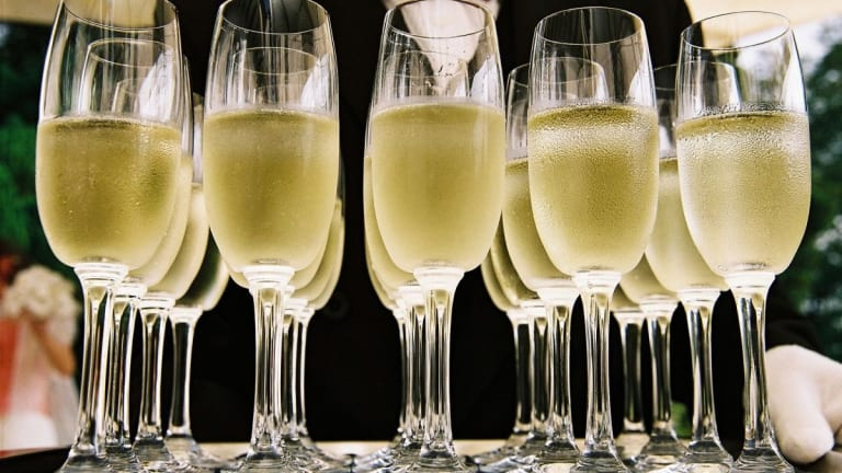 US Threatens 100% Tariffs On $2.4 Billion In French Goods Including Champagne