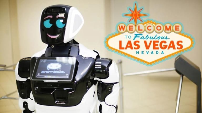 Automating Vegas: How Robots Will Take Thousands Of Sin City's Jobs