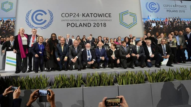 An economist's take on the Poland climate conference