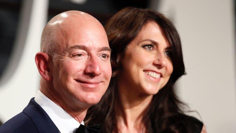 MacKenzie Bezos' $17 billion pledge tops a growing list of women giving big
