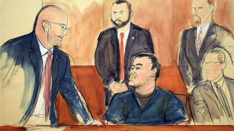 El Chapo trial shows why a wall won't stop drugs from crossing the border