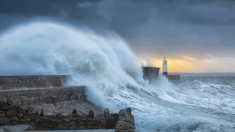 Climate change means more extreme weather