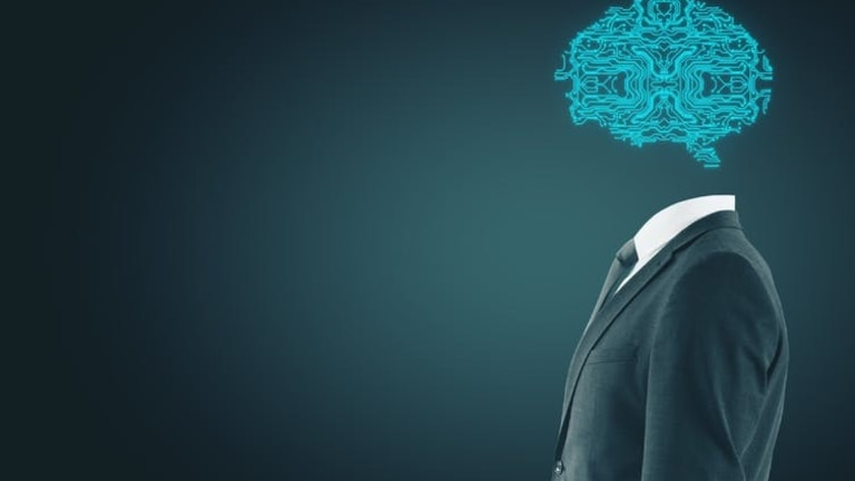 Artificial intelligence may take your job...