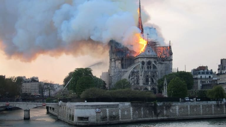 Notre-Dame: From searing emotion to the future rebirth of a World Heritage Site