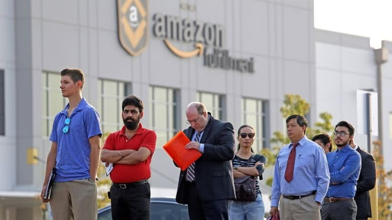 White men may be biggest winners when a city snags Amazon's HQ2