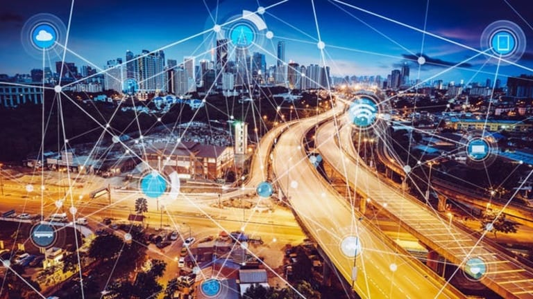 Seeing the smart city: Mapping technologies in Canada