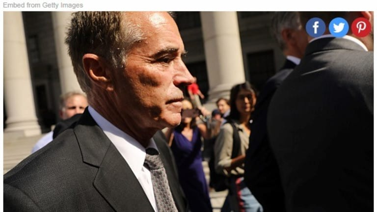 What is insider trading, the crime Rep. Chris Collins was charged with?