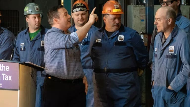 Jason Kenney's victory means we'll all pay the price for fossil fuel emissions